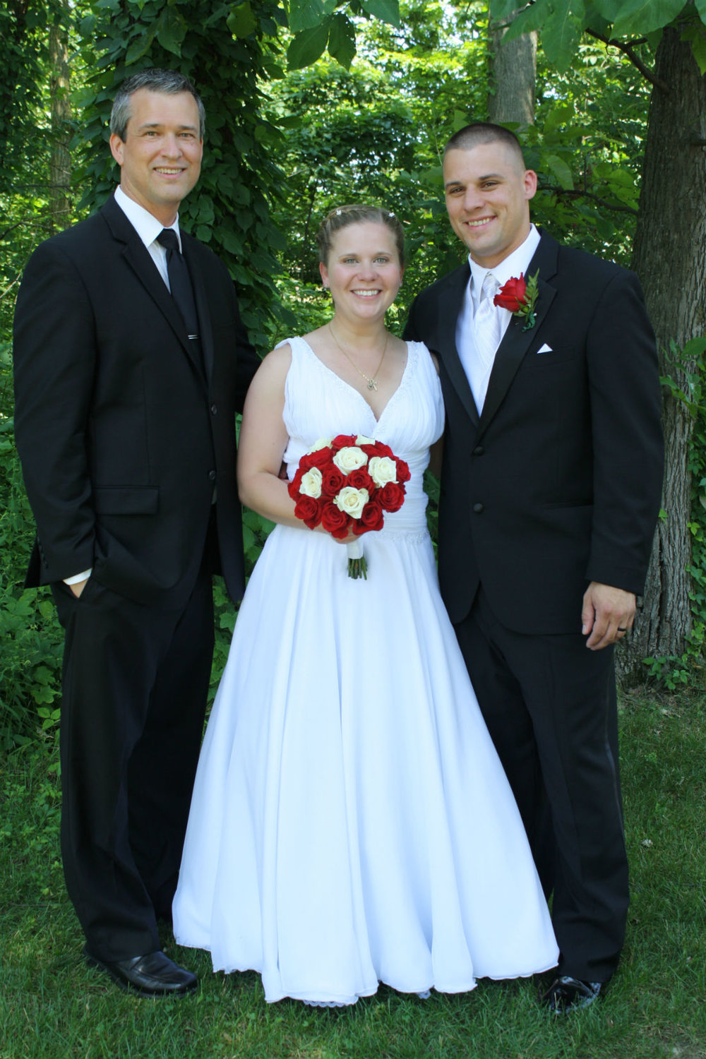 United Marriage Services , LLC Wedding officiant Columbus, Ohio at Brookshire Premiere Event Facility in Delaware