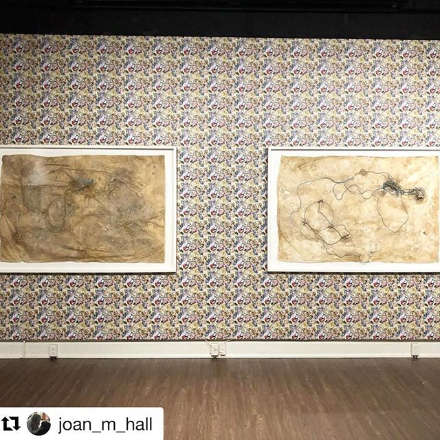 Reminder @4pm @joan_m_hall will give a lecture about her artistic practice that combines handmade paper sculpture and ecological activism to bring awareness of what is happening in our oceans. #318art #contemporarysculpture #papersculpture #handmadepaper #oceanplastic #artactivisim