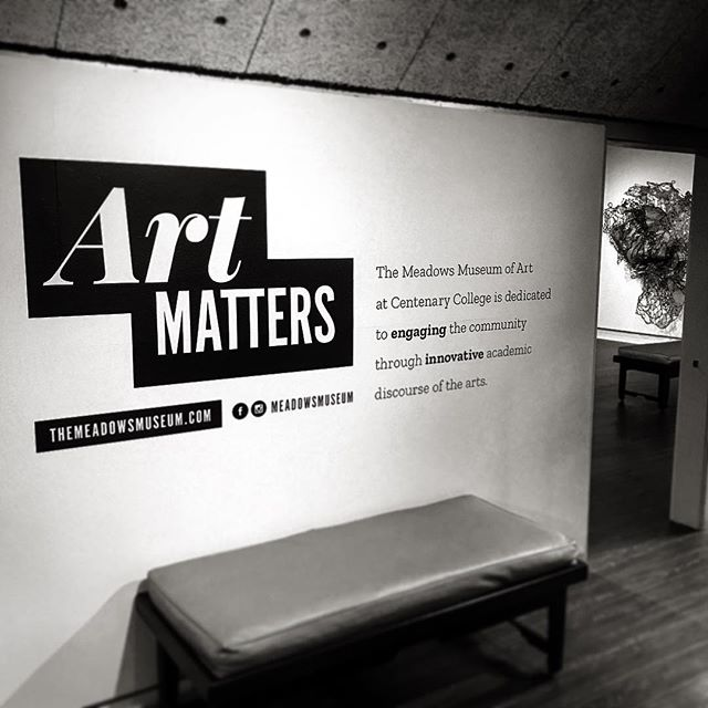 #ArtMatters #318ART #Engage318 #MeadowsMuseum318 themeadowsmuseum.com