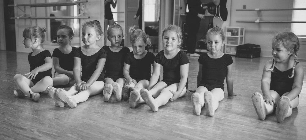 the children's ballet