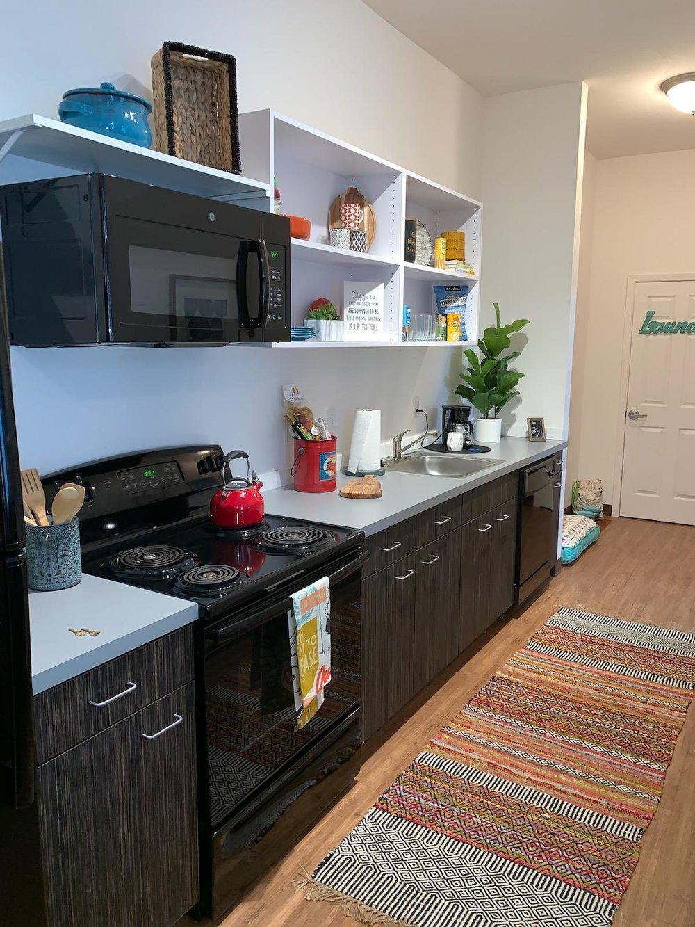 full appliance package student housing