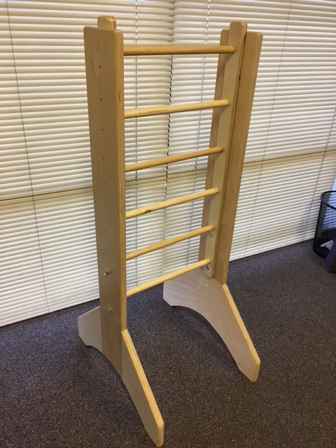 Adjustable Reach Ladder