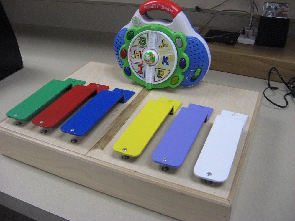 Toy Adaptation