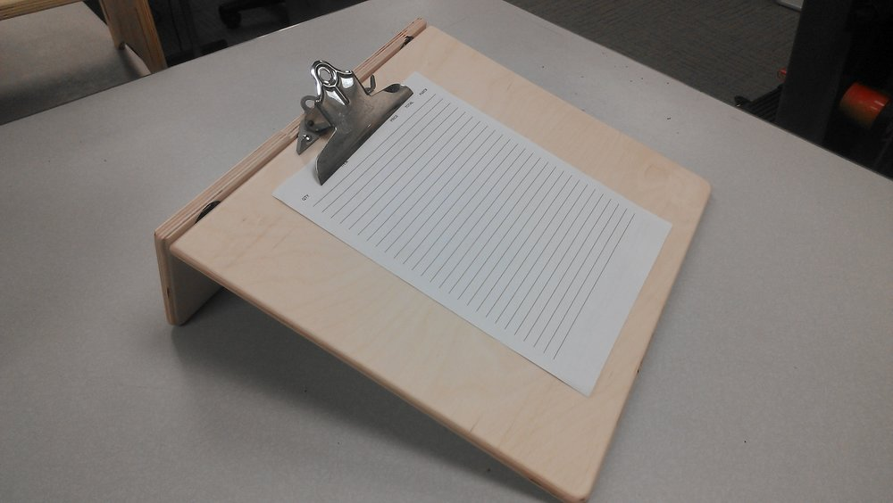 Folding Slant Board