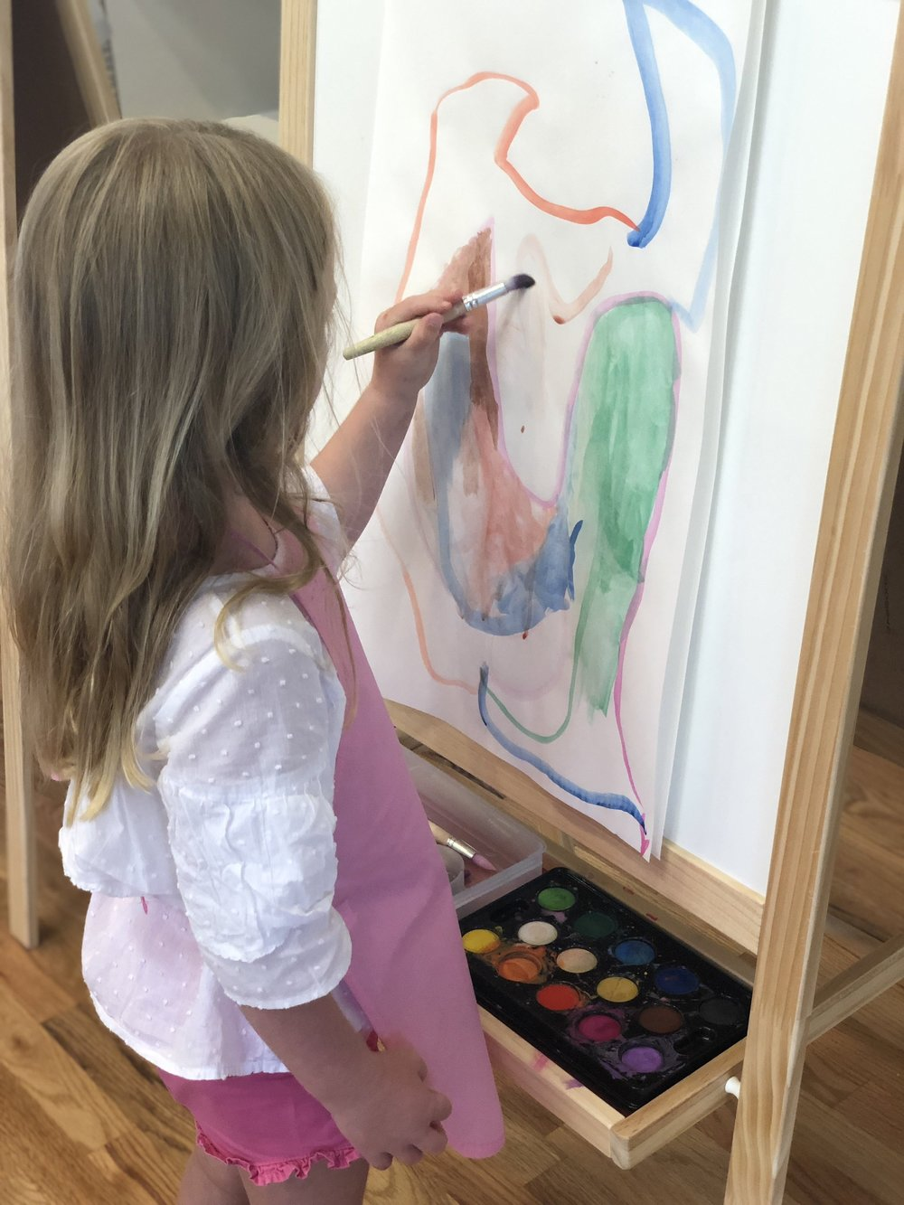 "- ""Art has the role in education of helping children become like themselves instead of more like everyone else."" Sydney Gurewitz Clemens"