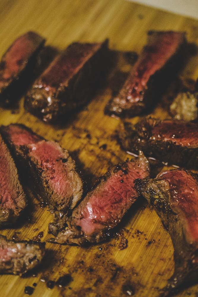 Easy Steak Fried Rice