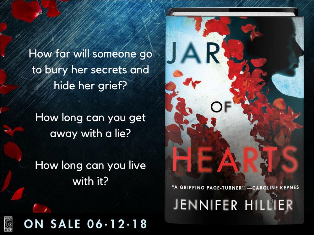 Jar of Hearts Book