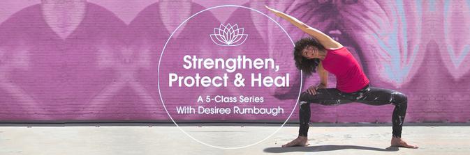 Strengthen, Protect, & Heal Program