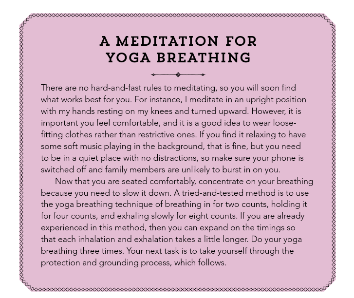 In Focus Meditation by Jacqueline Towers