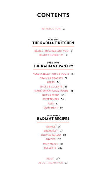 Radiant: The Cookbook