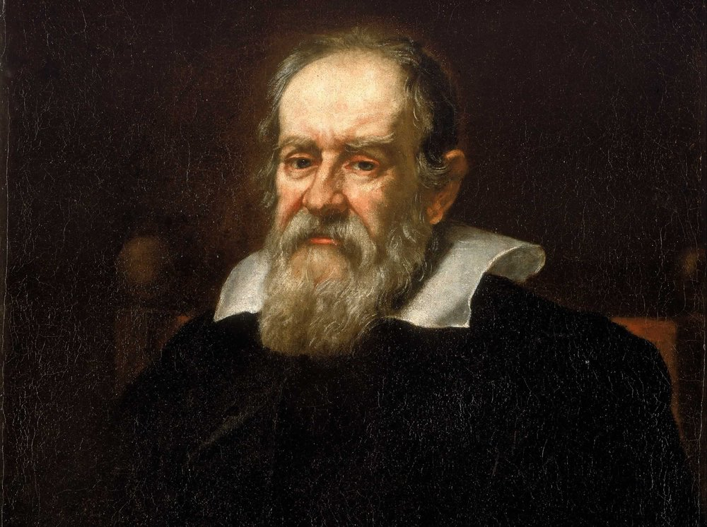 "Galileo: ""What Ptolemy said."""
