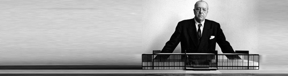 Mies van der Rohe: The winner!