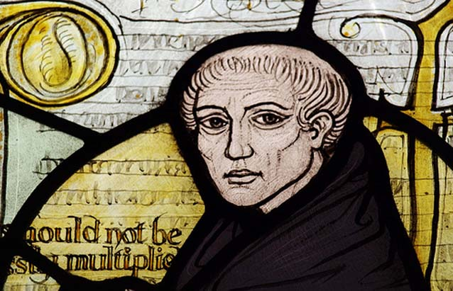 William of Ockham: the closest shave of all