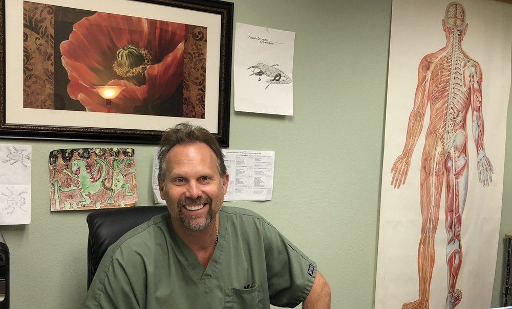 Dr John Bolte Chiropractor Acupuncture
