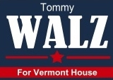 Tommy Walz For VT House