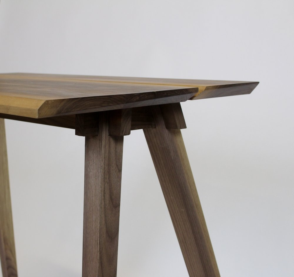 Stand alone furniture - We design and create standalone furniture for all needs, from vanity units and tables to sideboards and wardrobes. We pay attention to every detail across all aspects of our work, using the best British timber species as well as a range of exotics, so we transform your ideas and requirements into a reality,