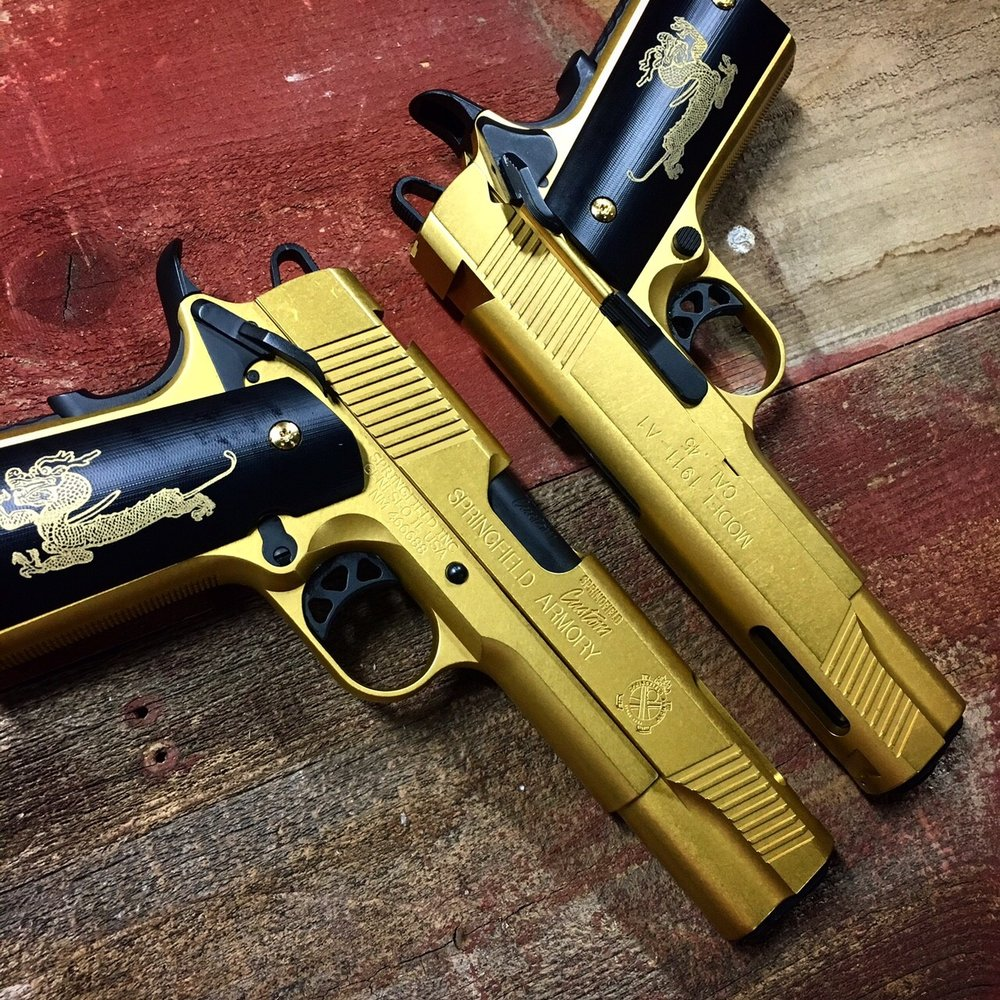 face-off 1911's