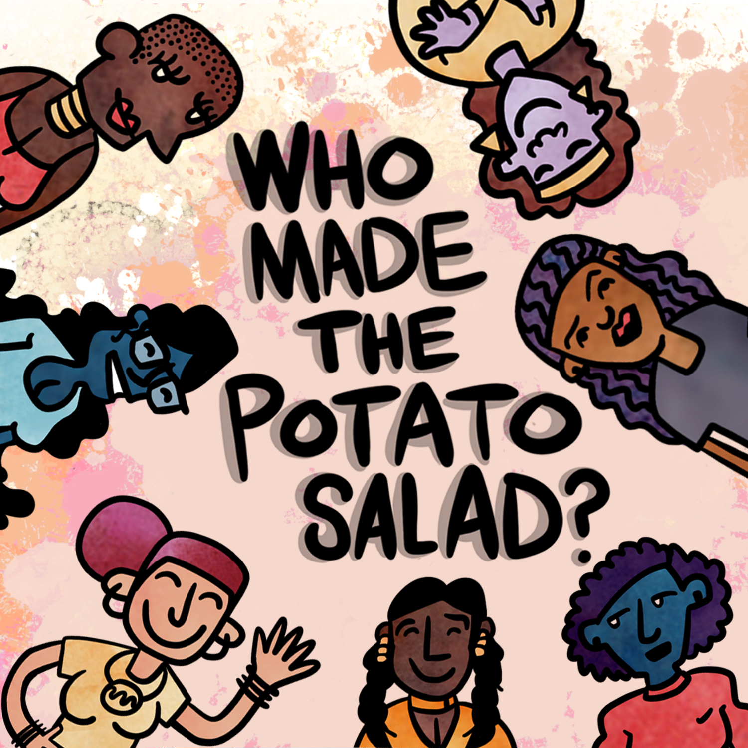 Who Made The Potato Salad? Cookout Comedy Show