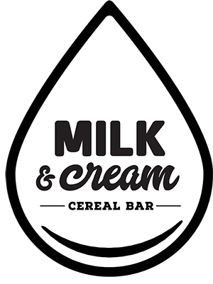 Milk and Cream Cereal Bar
