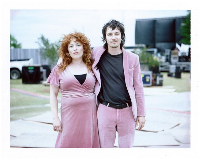 Shovels & Rope Polaroid by Jonathon Stout