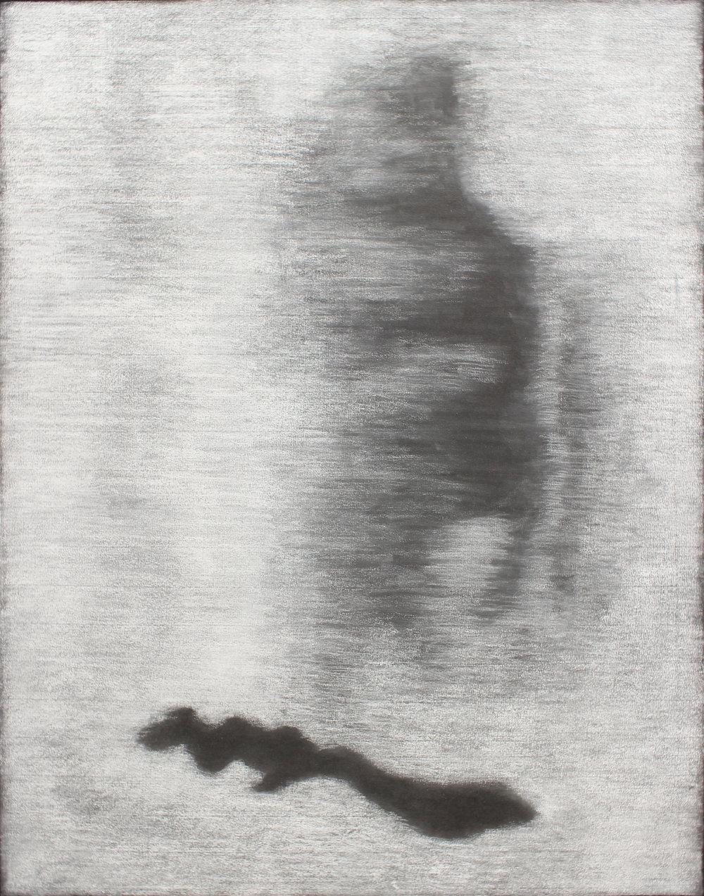 The Black Shadow - Study