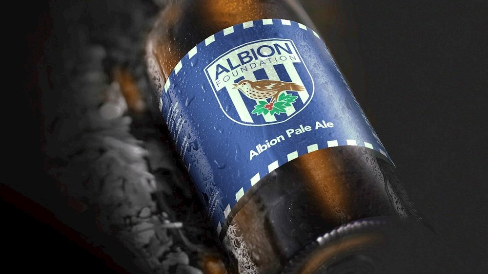 Photo: The Albion Foundation Pale Ale produced by Blind Monkey.