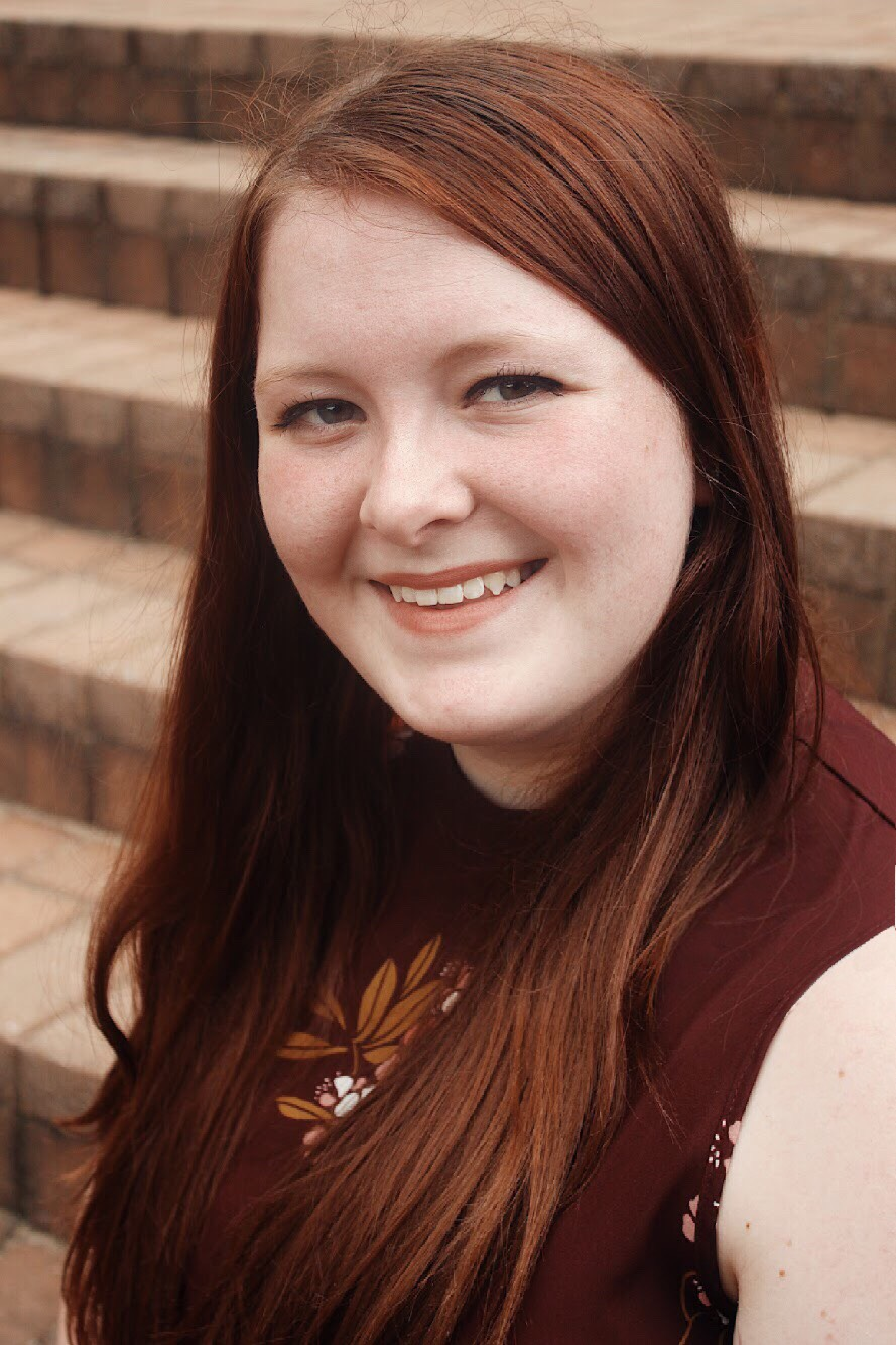 KATHRYN MONROE  Clarinet & Vocal Performance Double Major, Converse College Year-Long Intern