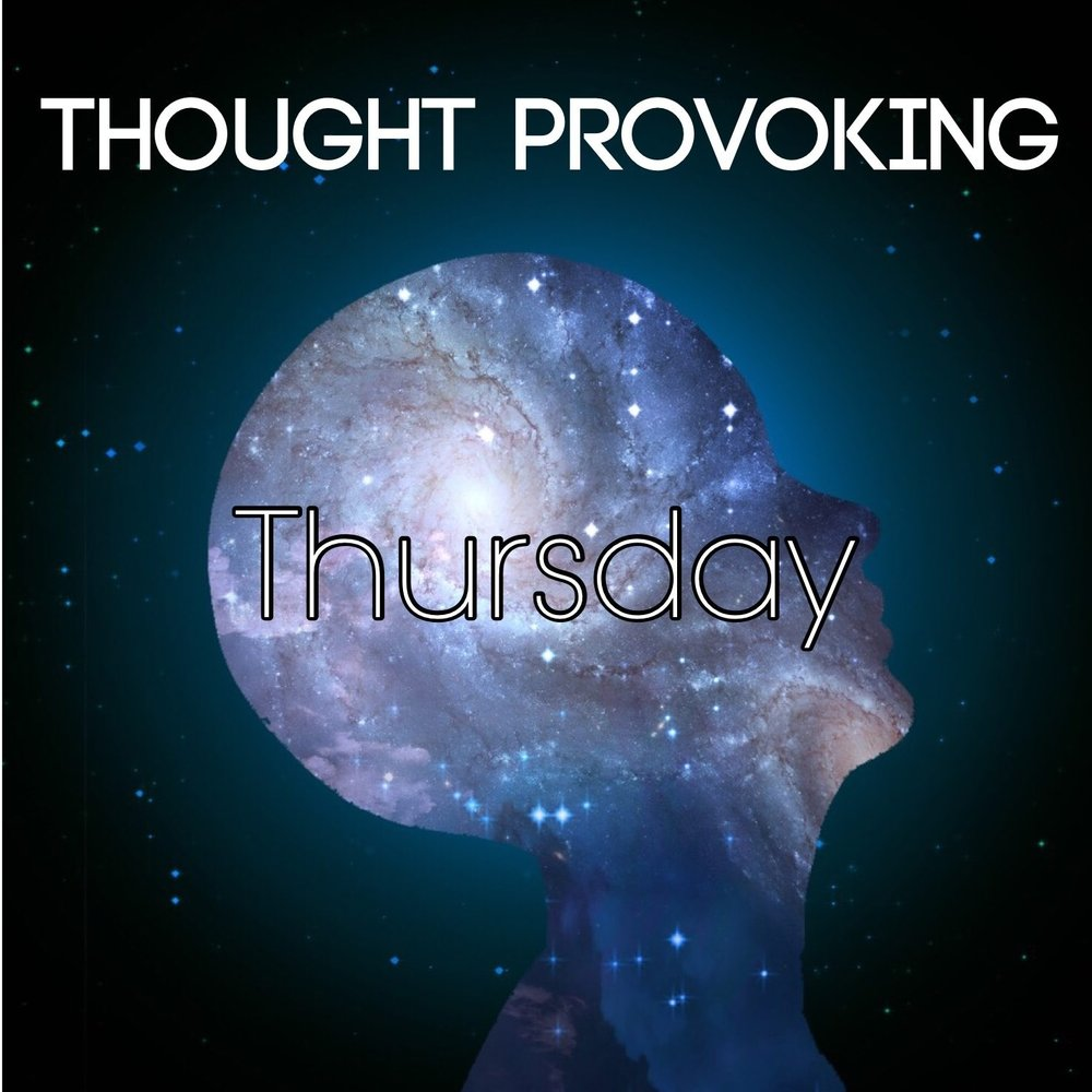 thought provoking Thursday logo