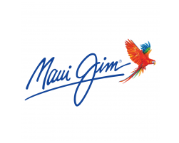 MAUI JIM   Maui Jim got its start in 1980 as a small company selling sunglasses on Ka'anapali beach in Lahaina,Maui . Seeing a need in the market for technology that could combat intense glare and harmful UV while bringing the brilliant colors of the island to life Maui Jim engineered the revolutionary PolarizedPlus2® lens. What began as the Classic Collection of seven styles, has evolved into over 125 styles of sunglasses, all of which are polarized and protect from 100% of UVA and UVB rays.