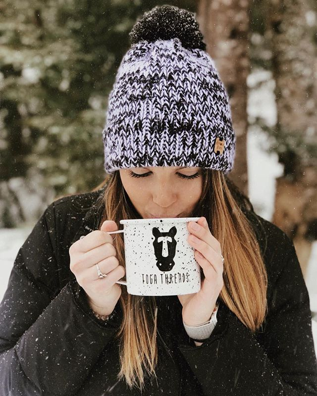This coffee is from us to you, to get you through today and into the mountains tomorrow! ☕️ ➖➖➖➖➖➖➖➖➖➖➖➖➖➖➖➖➖➖➖➖➖➖ #WhatToWearAtThePlaceToBe #SmallBusiness #Snow #Mountains #Vermont #Mug