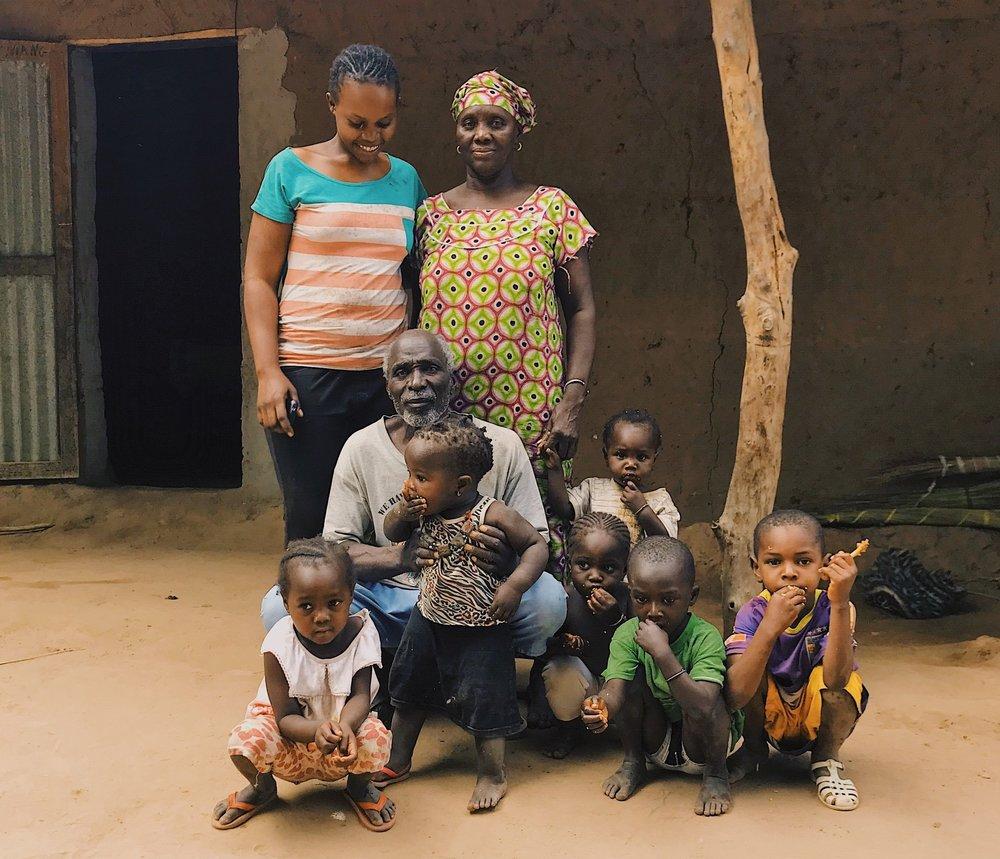 Boubkar Sane - Resident of Casamance, Senegal