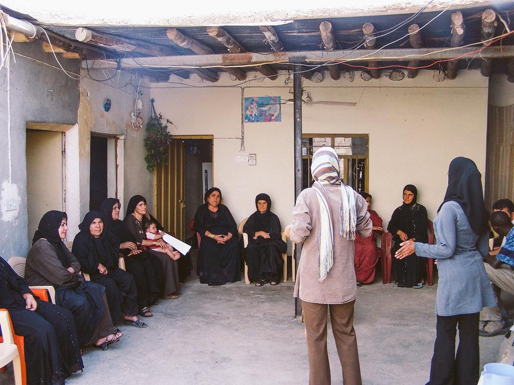Community awareness program about public health
