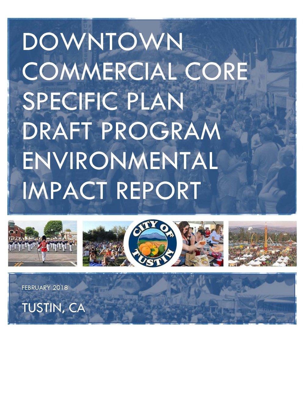 Cover DCC Specific Plan DEIR 2-15-18.jpg