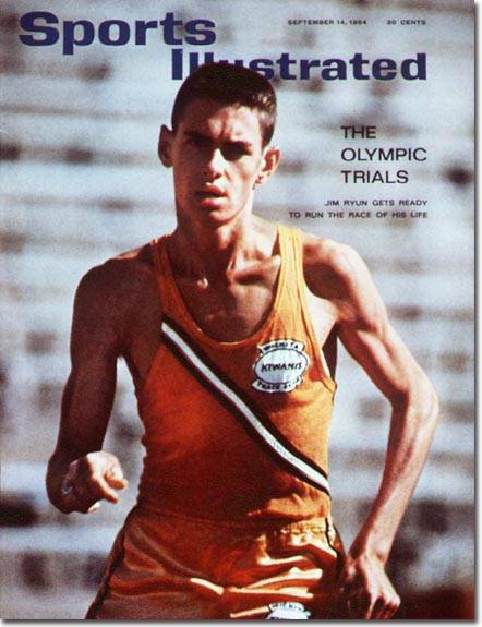 Jim Ryun Sports Illustrated