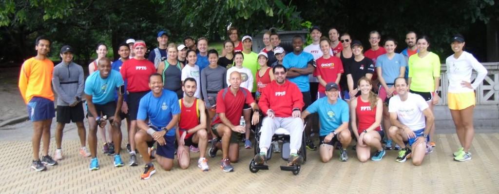 New Member Group Run September 2014