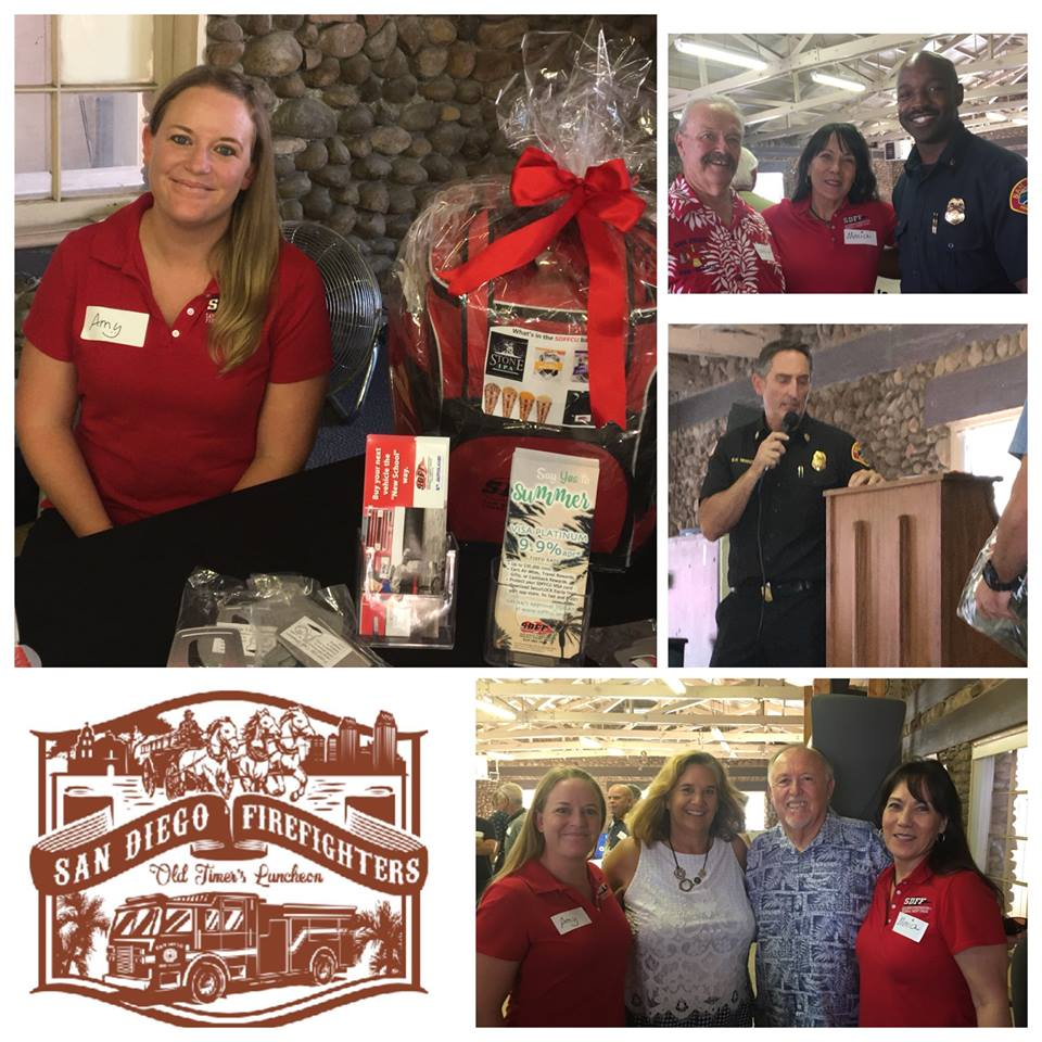 San Diego Firefighters Old Timer Luncheon