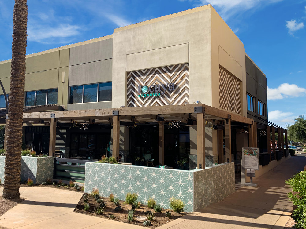 Tocaya organicakierland commonsnorth scottsdale - NOW OPEN