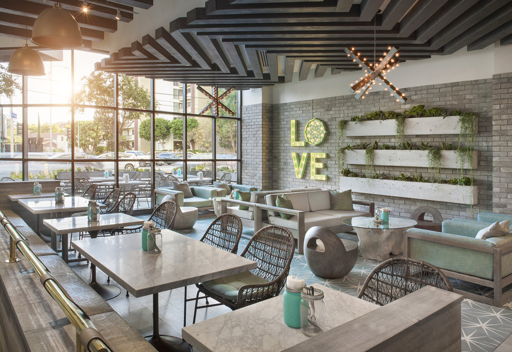 Tocaya OrganicaBeverly Center - NOW OPEN