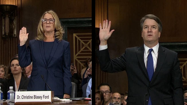 Ford - Kavanaugh