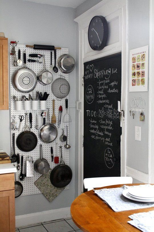 Kitchen Must Have The Pegboard Bailey Rae S Kitchen