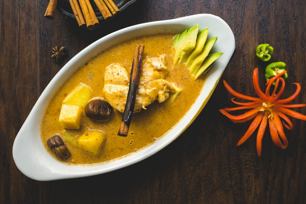 Signature Curry   Royal Massaman Curry