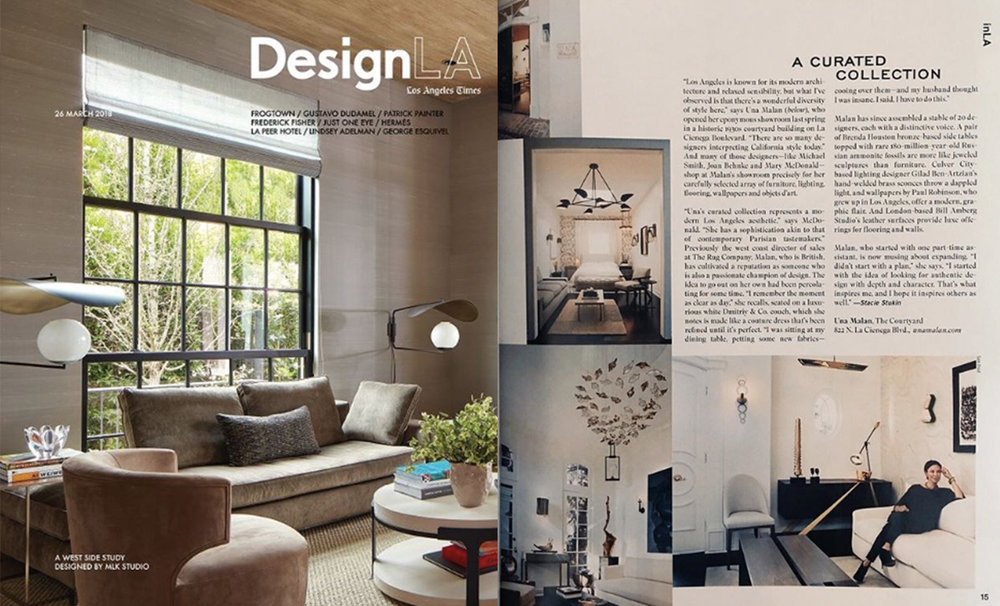 DesignLA | April 2018