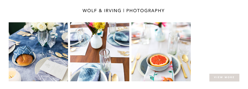 Wolf and Irving Photography