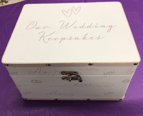 Keepsake Boxes The Wedding Accessory Store