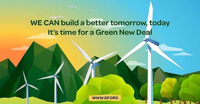 """#TheresStillHopeThursday is back again to brighten your outlook!  Recently a new legislation called the """"Green New Deal"""" has been introduced by Alexandria Ocasio-Cortez. It focus on many factors such as bettering the economy, creating new """"clean"""" jobs and 100% renewable, clean and zero emission energy. All of these amazing goals are set to be achieved within a ten year period. Now there are a few bumps that need to be smoothed out, but as Americans we should be motivated by this proposal! 🍃  There is always so much negative news about the state of our environment, but the possibility for positive change can now be seen and it is very real! As more plans like this arise, the more involved our government will become in helping our nation become sustainable and clean! We need action now and it is happening! 🍃 To tie into this weeks topic, the more clean energy used the less oil demand! Remember, whatever the viewpoint of the government is and what stand they take in this issue, you can still help in the smallest ways possible. Less plastic, bike/walk places, carpool etc..., all of this adds up in the end to use less fossil fuels. 🍃 Stay hopeful! -Mae"""