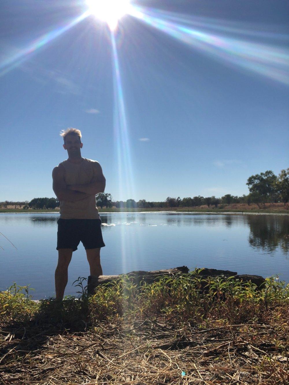 male stripper Australia melanoma tour
