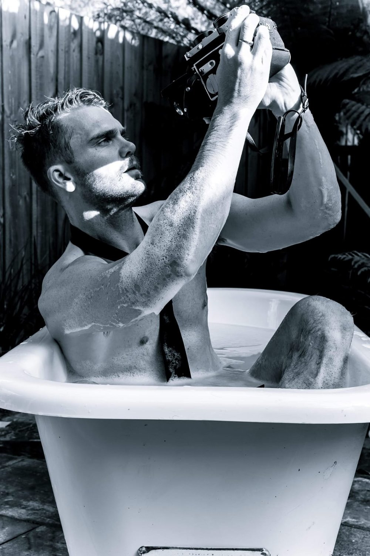 male model Australia Melbourne