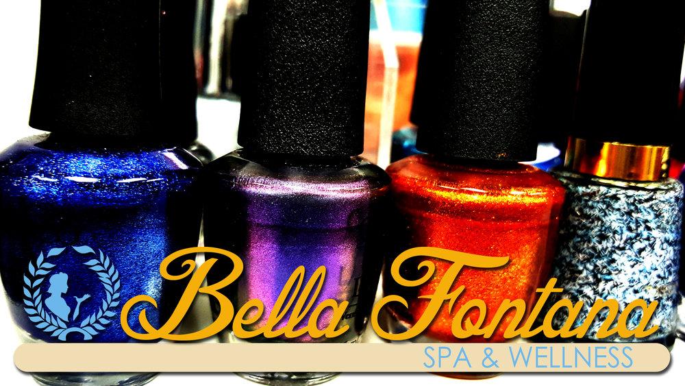 Bella Fontana Salon And Day Spa Denison Massage Facials Waxing