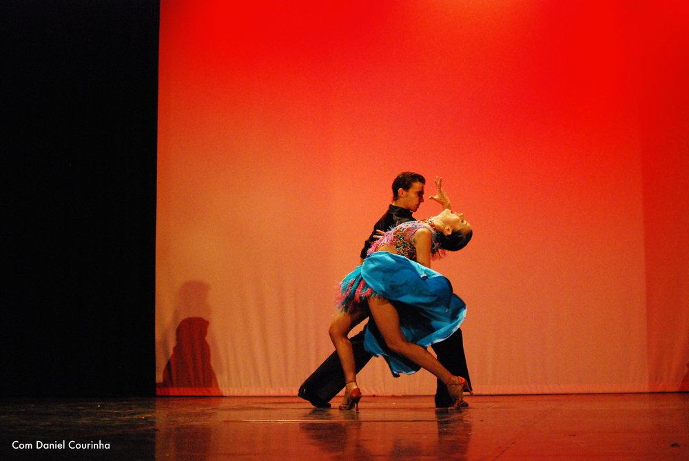Sara Claro e Daniel Courinha