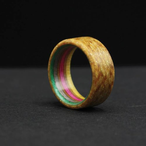 Kevlar   Recycled Skateboard Ring — OneEleven 9664459d969